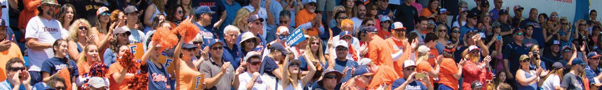 CSUF Baseball Fans